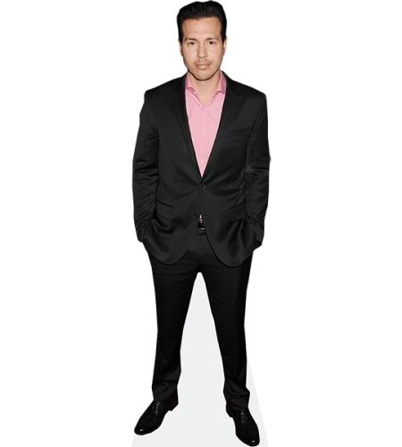 Jon Seda (Suit)