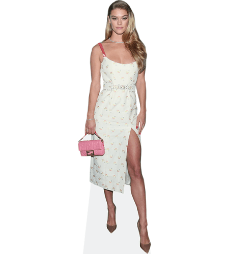 Nina Agdal (White Dress)