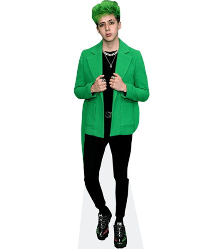 Alex Casas (Green Jacket)