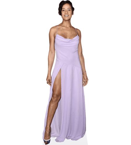 Dania Ramirez (Purple Dress)