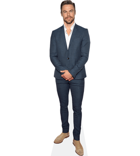 Derek Hough (Blue Suit)