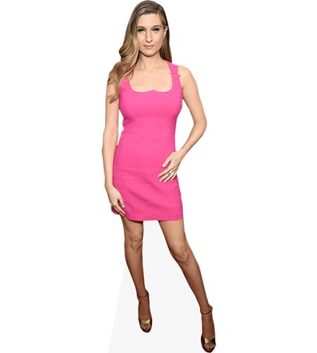 Emily Arlook (Pink Dress)