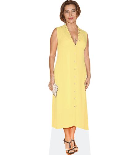 Mara Escalante (Yellow Dress)