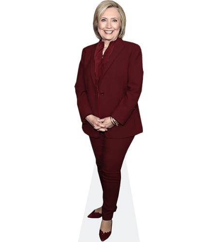 Hillary Clinton (Suit)
