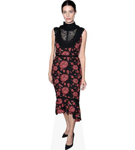 Jessica Pare (Floral Dress)