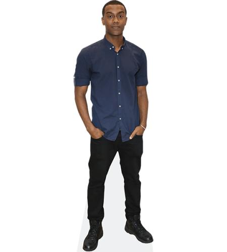 Joshua Boone (Blue Shirt)