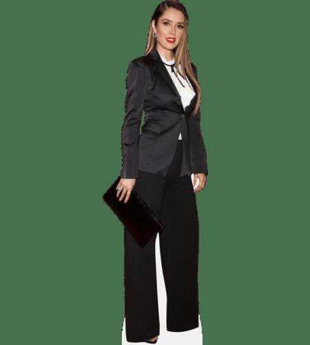 Marlene Favela (Black Suit)