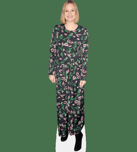 Romola Garai (Floral Dress)