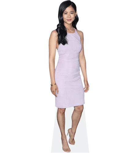 Leah Lewis (Pink Dress)