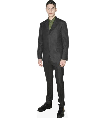 Hero Fiennes Tiffin (Grey Suit)