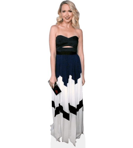 Anna Camp (Long Dress)
