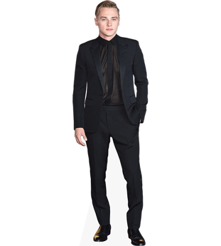 Ben Hardy (Black Outfit)