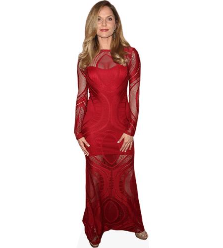 Ellen Hollman (Red Dress)