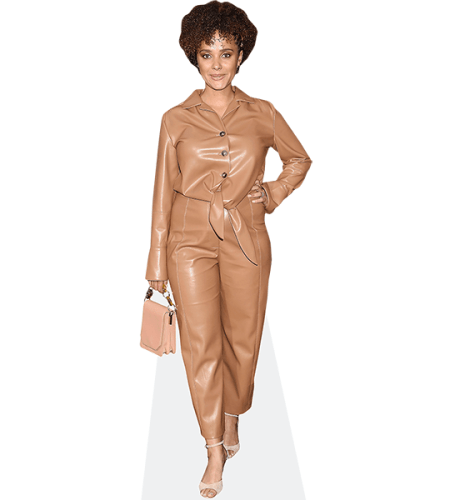 Karla Crome (Brown Outfit)