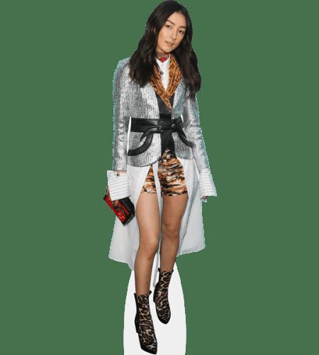 Natasha Liu Bordizzo (Boots)