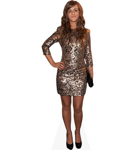 Rebecca Ryan (Gold Dress)
