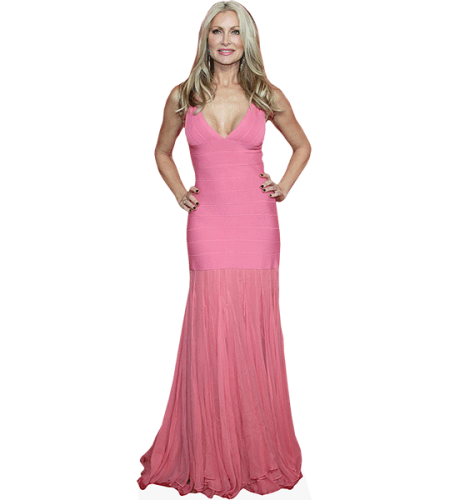 Caprice Bourret (Pink Dress)