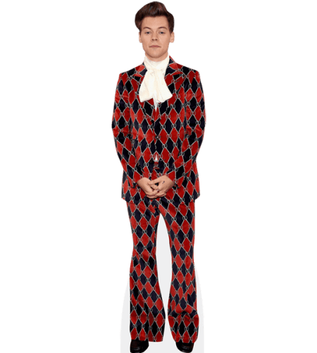 Harry Styles (Red Suit)