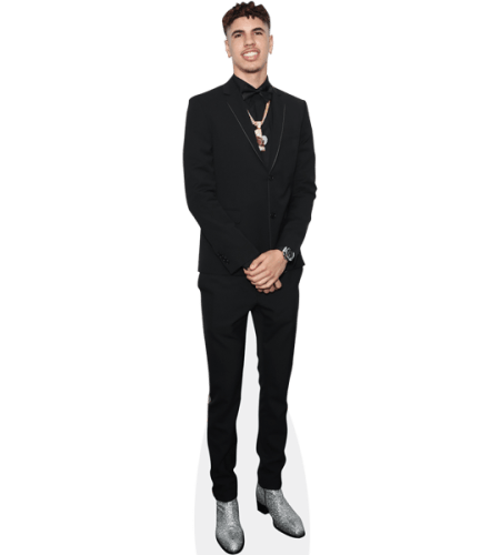 LaMelo Ball (Black Outfit)