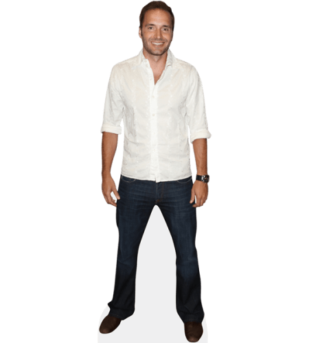 Luke Albright (White Shirt)