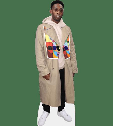 Tinie Tempah (Coat)