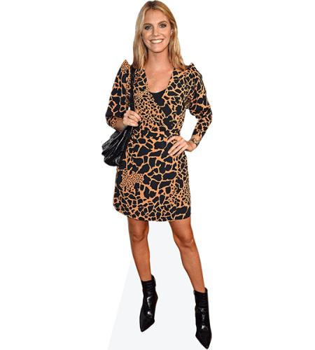 Viviane Geppert (Short Dress)