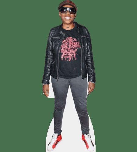 Gina Lyashere (Leather Jacket)