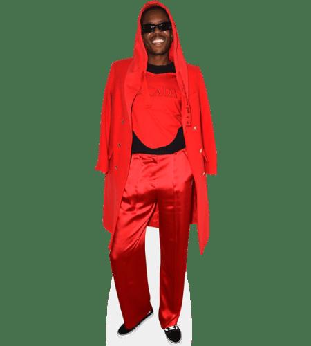 Vas J Morgan (Red Outfit)