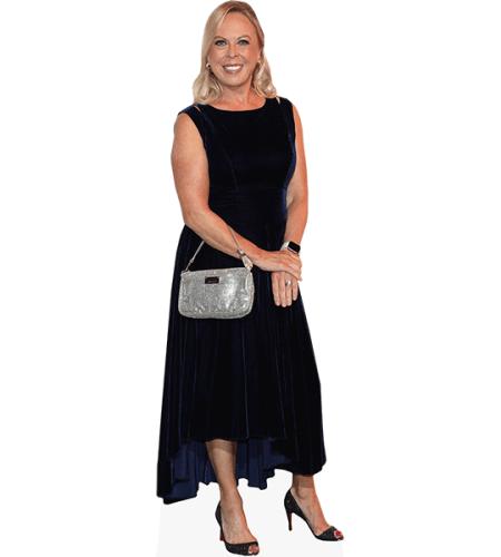 Jayne Torvill (Black Dress)