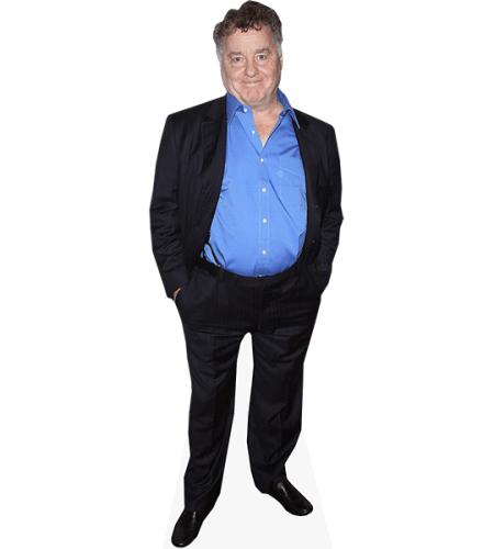 Peter Gerety (Blue Shirt)