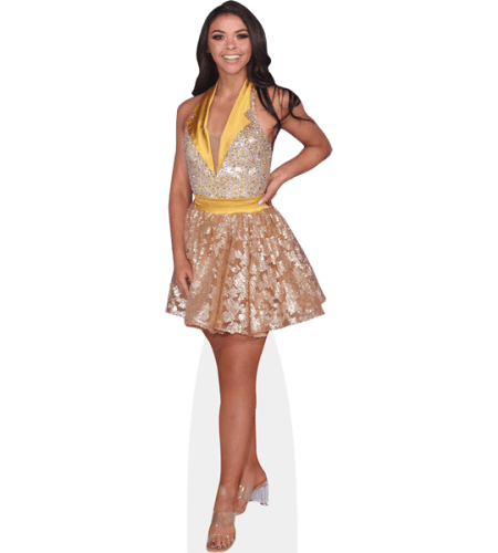 Vanessa Bauer (Dance Outfit)