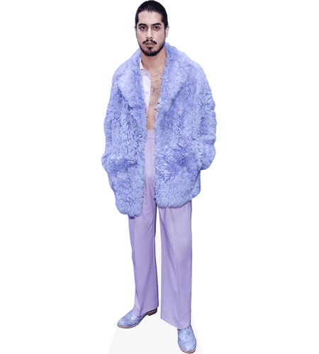 Avan Jogia (Purple Jacket)