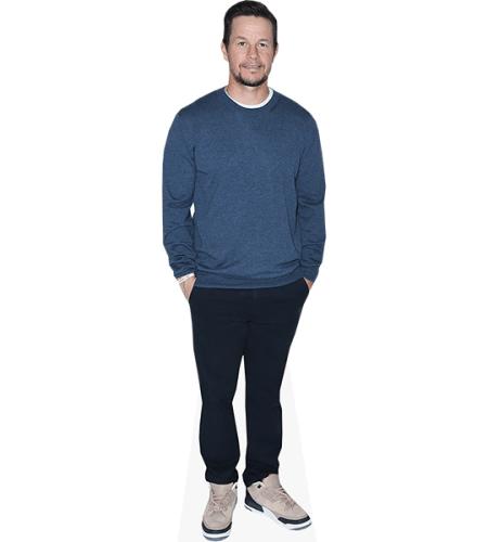 Mark Wahlberg (Blue Jumper)