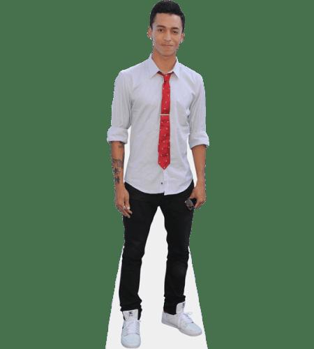 Nyjah Huston (Red Tie)