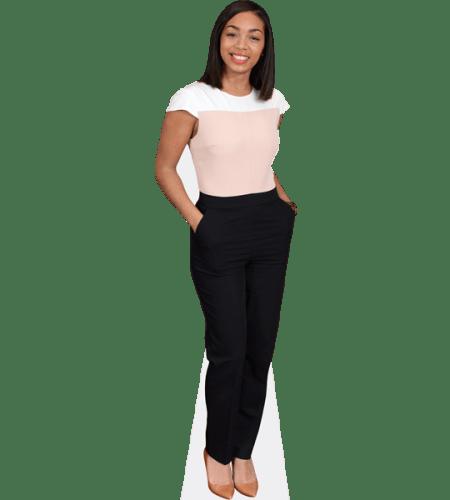 Zaraah Abrahams (Black Trousers)