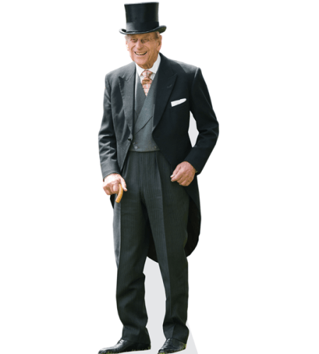 Prince Phillip (Top Hat)