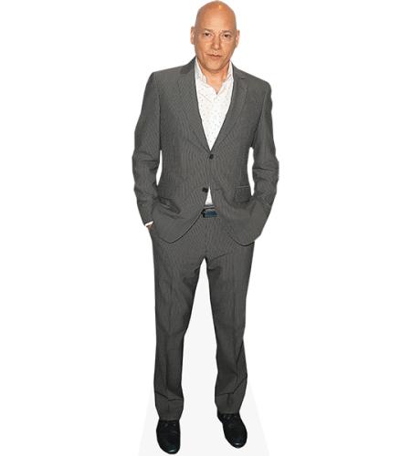 Evan Handler (Grey Suit)