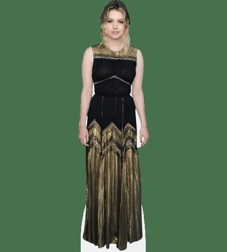 Hannah Murray (Long Dress)