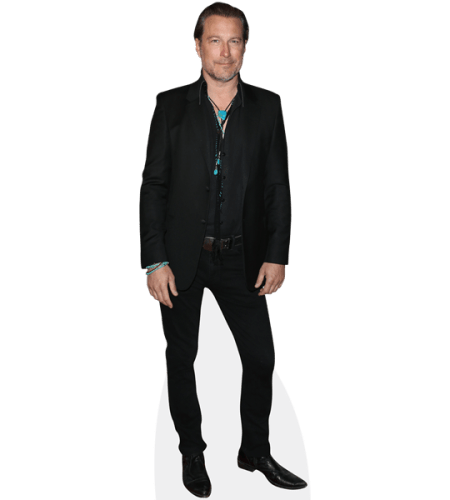 John Corbett (Black Outfit)