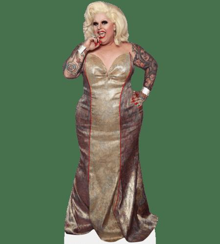 Kris Elliot (Long Dress)
