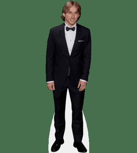 Luka Modrić (Suit)
