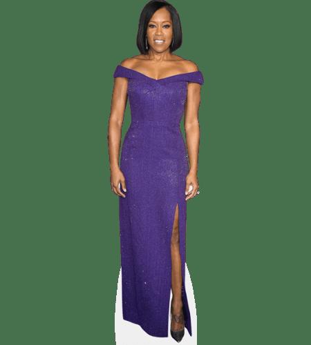 Regina King (Purple Dress)
