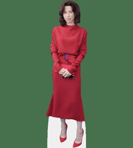 Sally Hawkins (Red Dress)