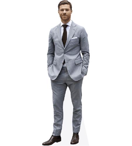 Xabi Alonso (Grey Suit)