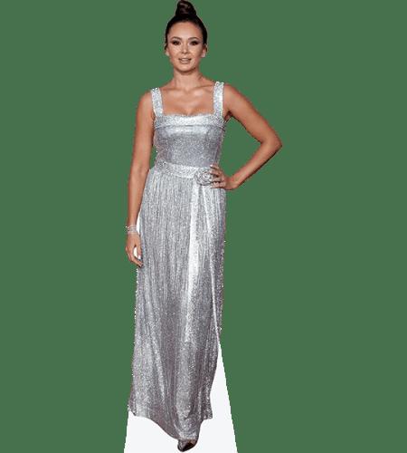 Aida Garifullina (Silver Dress)
