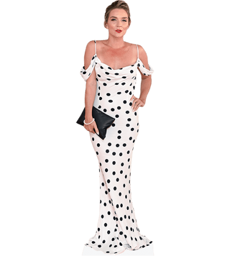 Candice Brown (Spotted Dress)