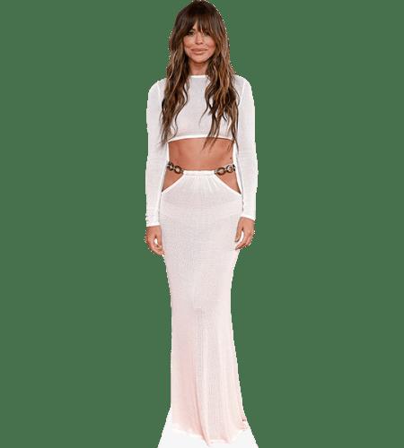 Chloe Lewis (White Dress)