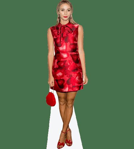 Hailey Viera-Newton (Red Dress)