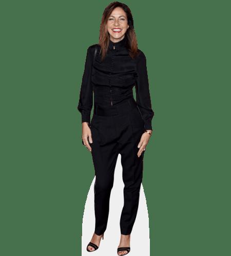 Julia Bradbury (Black Outfit)
