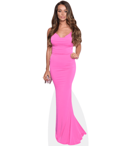 Kady Mcdermott (Pink Dress)